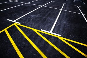 Car Park Line Marking Waterlooville Hampshire - Portsmouth Surrey Sussex Portsmouth Retail Parks Commercial Thermoplastic Marking